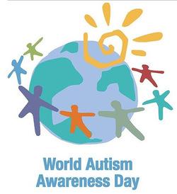 Logo Światowego Dnia Świadomości Autyzmu