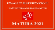 UWAGA MATURZYSTO !!!