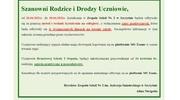 Zajęcia w Zespole Szkół Nr 2 od 26.04. do 30.04.2021r.