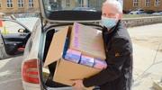 65 tys. rękawiczek trafiło do jednostek pomocy i integracji społecznej
