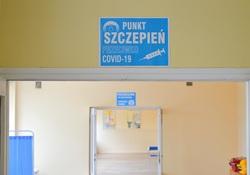 Punkt szczepień przy ul. Bolesława Chrobrego w Szczytnie