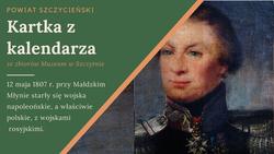 Portret przedstawia Jana Krukowieckiego.