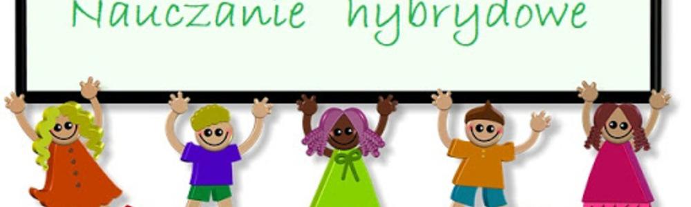 Nauczanie hybrydowe klas 4 - 8 od 17 maja
