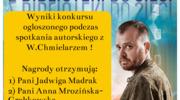 """Rozstrzygnięcie konkursu w ramach zadania """"Z biblioteki do sieci"""""""