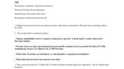 """POWIATOWY KONKURS LITERACKI ''SPORT W DOMU I SZKOLE"""""""