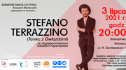 Koncert Muzyki Włoskiej - Stefano Terrazzino