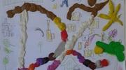 Logopedyczne  zabawianki – plastelinowe wyklejanki