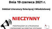 Oddział Literatury Dziecięcej i Młodzieżowej Miejskiej Biblioteki Publicznej w Szczytnie - nieczynny
