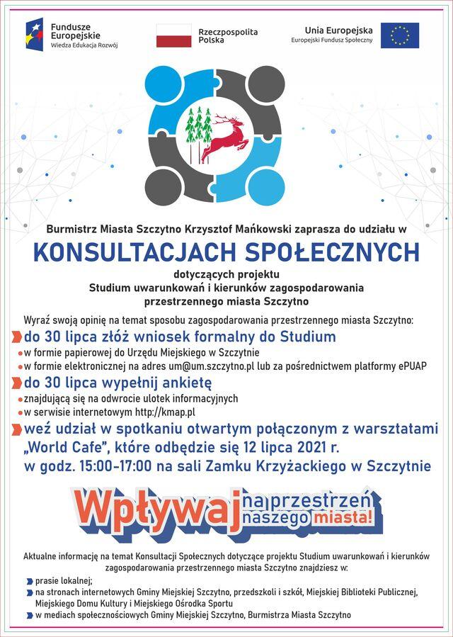 Warsztaty World Cafe- Wspólny Plan