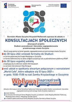 Plakat Wspólny Plan