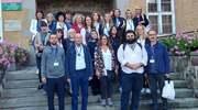 Uczestnicy międzynarodowego programu Erasmus+ z wizytą u Burmistrza Miasta Szczytno Krzysztofa Mańkowskiego