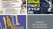 Powiat Szczycieński na weekend