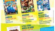 Smykolandia 2021 - pokazy kina plenerowego dla najmłodszych