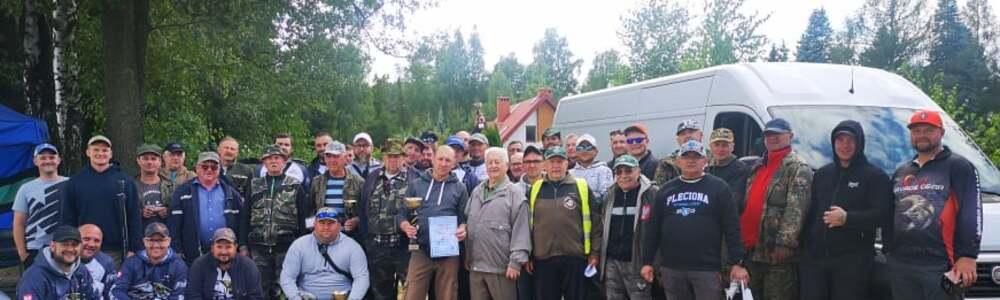 XIII Otwarte Zawody w Wędkarstwie Spinningowym w Teamach o Puchar Starosty Szczycieńskiego