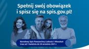 Informacja w sprawie Narodowego Spisu Powszechnego