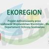 Cykl filmów o tematyce ekologicznej w ramach realizacji programu EKOREGION dofinansowanego przez Urząd Marszałkowski Województwa Warmińsko-Mazurskiego