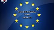 """Konkurs """"UNIA EUROPEJSKA TO MY – II EDYCJA"""