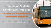 Rozkład jazdy autobusów miejskich